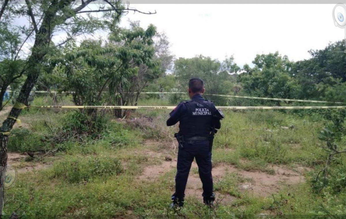 Fallece masculino en la comunidad de Ojo de Agua