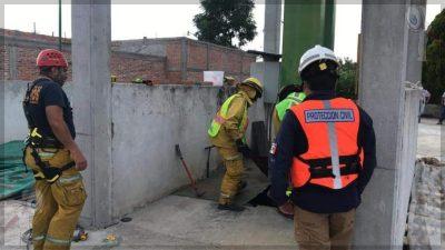 Mueren tres hombres tras inhalar gases tóxicos en La Valla