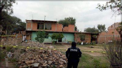 Violan y estrangulan a adolescente en San Nicolas, Tequisquiapan