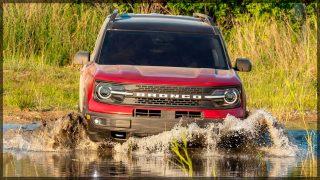 Se filtran fotos del Ford Bronco Raptor