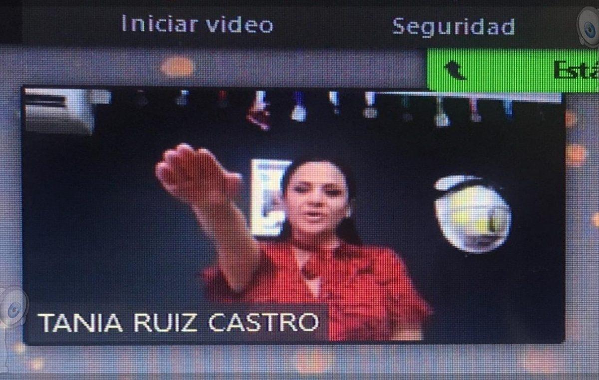 Asignan a Tania Ruiz como Presidenta del Consejo Directivo de Prevención y Ayuda de Bomberos de SJR