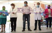Inaugura Toño Mejía Clínica del Seguro Médico Familiar en TX