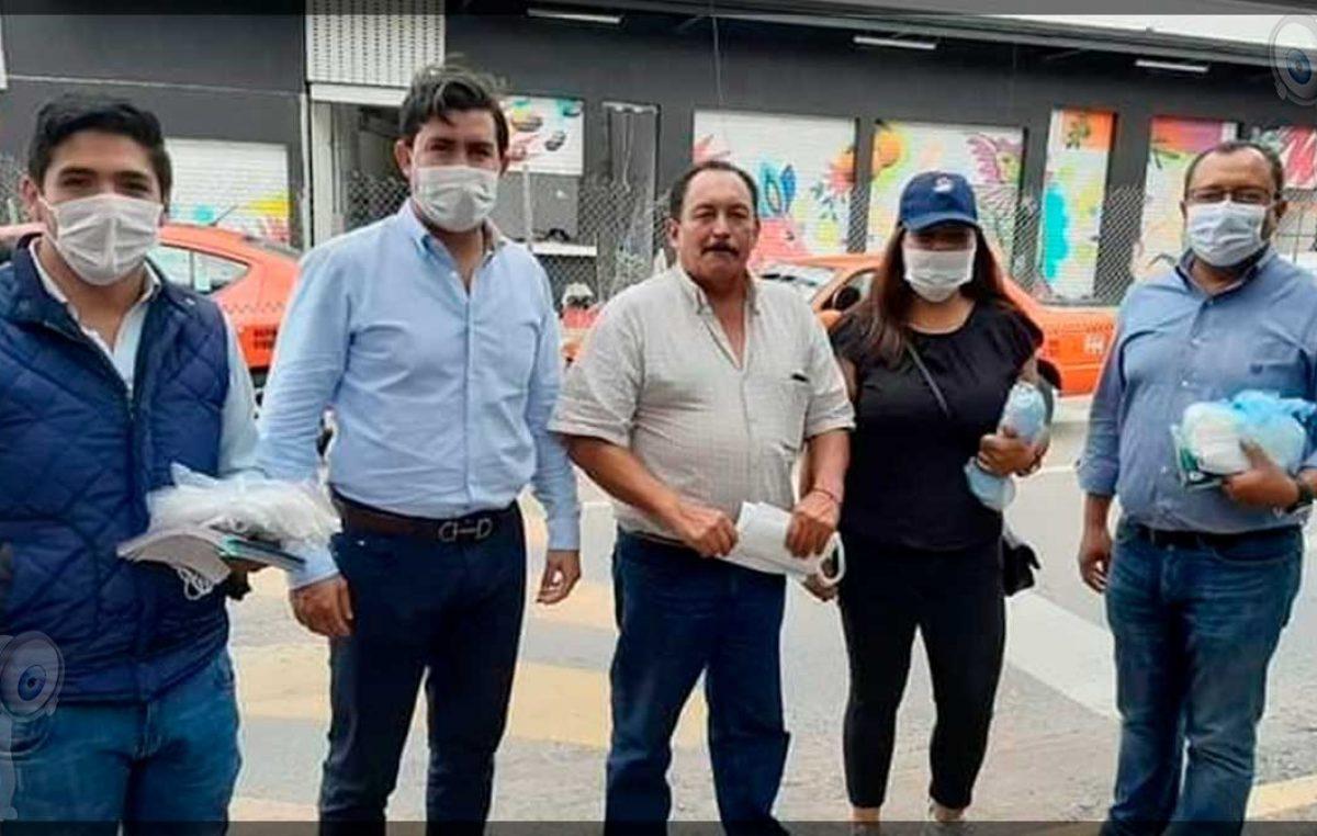 PAN realiza campaña informativa en San Juan del Río