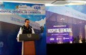 Entrega Gobernador obras deportivas en Cadereyta
