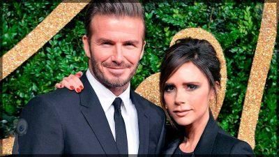 Victoria y David Beckham se contagiaron de coronavirus