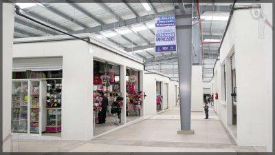 Entregan remodelación de Mercado El Pedregoso en SJR