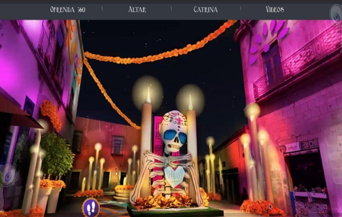Tendrá Querétaro Festival Digital de Día de Muertos: SECTUR