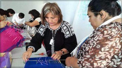 Trabajo permanente a favor de la mujer en SJR
