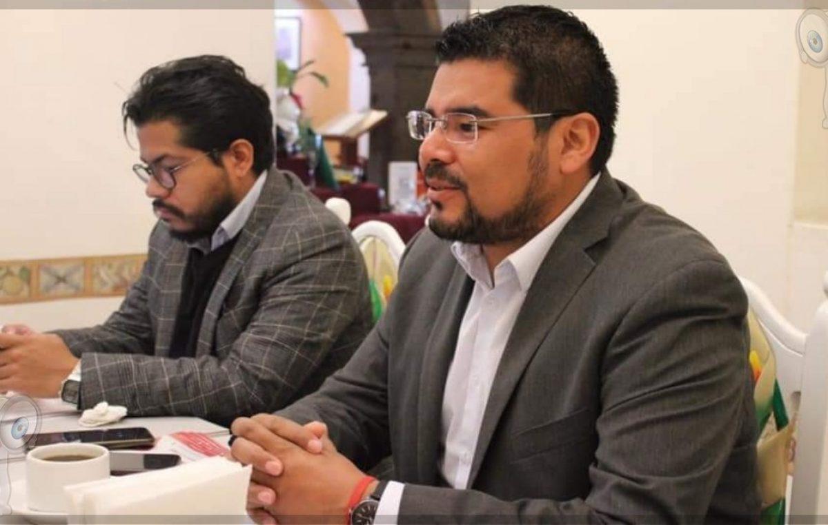 Diputado Néstor Domínguez presentará informe de actividades en red social