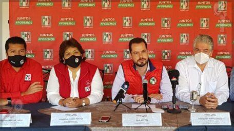 MORENA no es opción para Querétaro: PRI