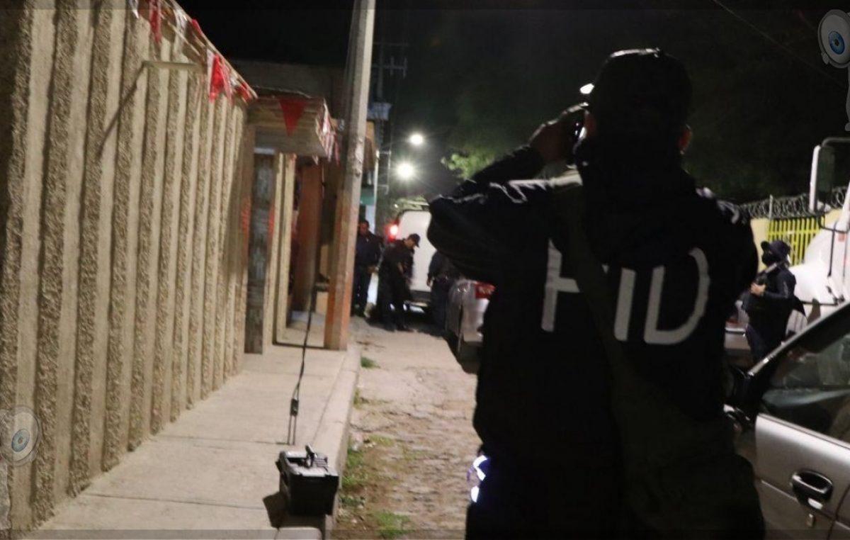 Esclaren homicidio de El Organal, hay 5 detenidos