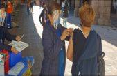 Aplican 222 mil 938 dosis de vacuna contra Influenza en Querétaro