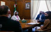 Refrenda gobierno estatal apoyo a la UAQ tras reunión con rectora