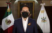 Gobernador anuncia reforzamiento de acciones contra COVID-19 en Querétaro