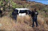 Tras persecución detienen a un sujeto en camioneta robada