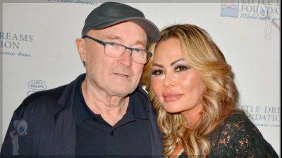 Ex de Phil Collins revela que el cantante no se bañó durante un año