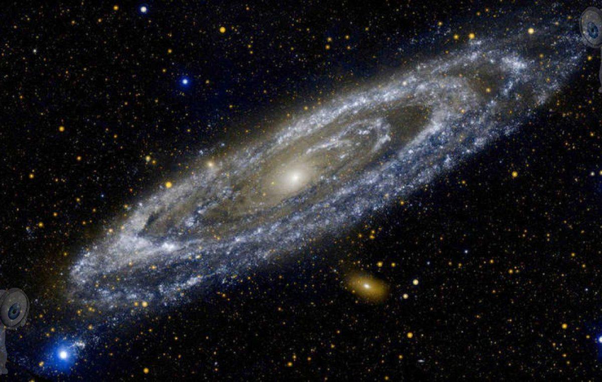 """El """"Árbol genealógico"""" de la Vía Láctea es descifrado"""
