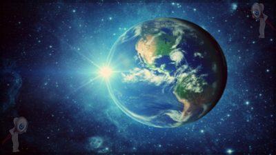 Astronauta de la NASA graba video del planeta Tierra desde el espacio