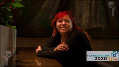 Raquel Castro cuenta cómo vive la FIL Guadalajara virtual