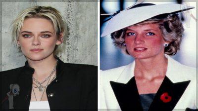 Así será la princesa Diana a la que dará vida Kristen Stewart