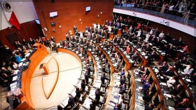 Senado aprueba eliminar fuero presidencial