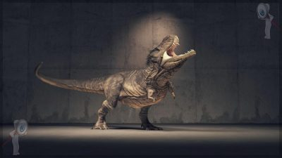 "El ""Tyrannosaurus rex"""