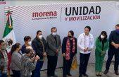 Celia Maya será la candidata a la gubernatura por MORENA