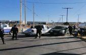 Tras persecución es detenido con camioneta robada en SJR