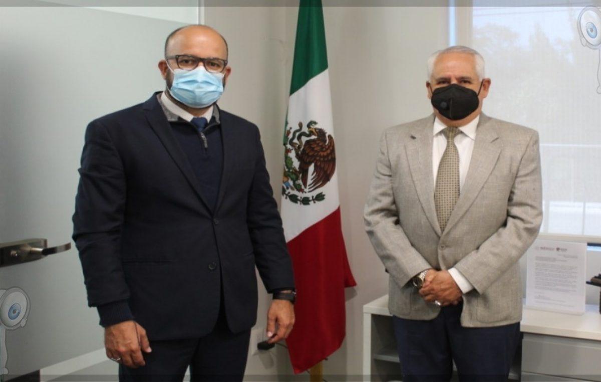 En pláticas proyecto de tren México – Querétaro