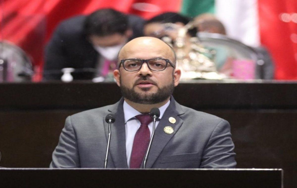 Busca reelección diputado federal Jorge Luis Montes