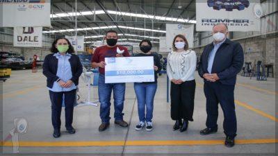 """Entrega DIF Municipal de SJR presea """"Paloma de la Esperanza 2020"""""""