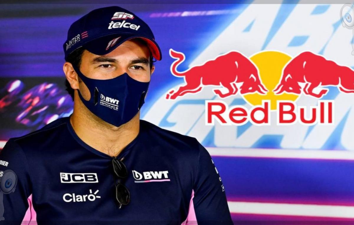 "Sergio ""Checo"" Pérez firma con Red Bull"