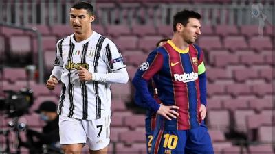 Messi y Cristiano dejaron el protagonismo