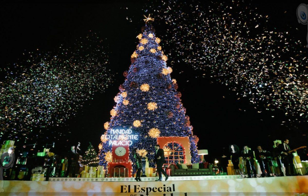 """Aún tienes la oportunidad de ver """"El especial navideño de El Palacio de Hierro"""""""