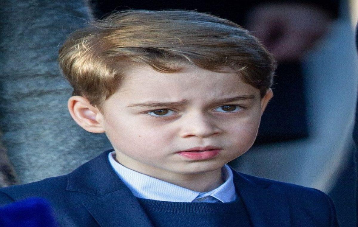 No solo The Crown, la serie del príncipe George también es fuertemente criticada