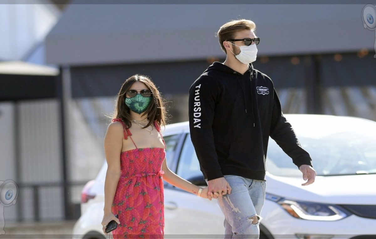 La foto que confirma el romance de Eiza González y Dusty Lachowicz
