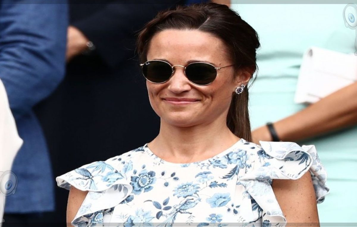 Pippa Middleton está embarazada de su segundo hijo