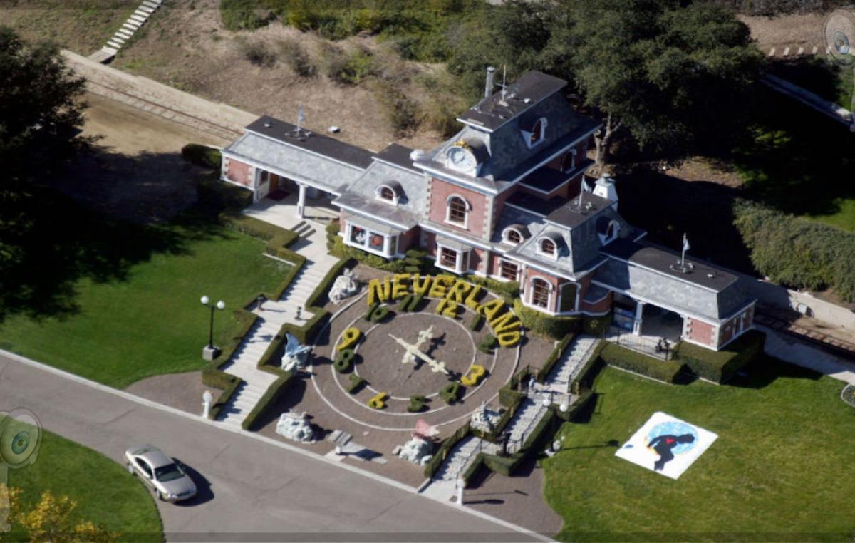Magnate compra rancho de Michael Jackson