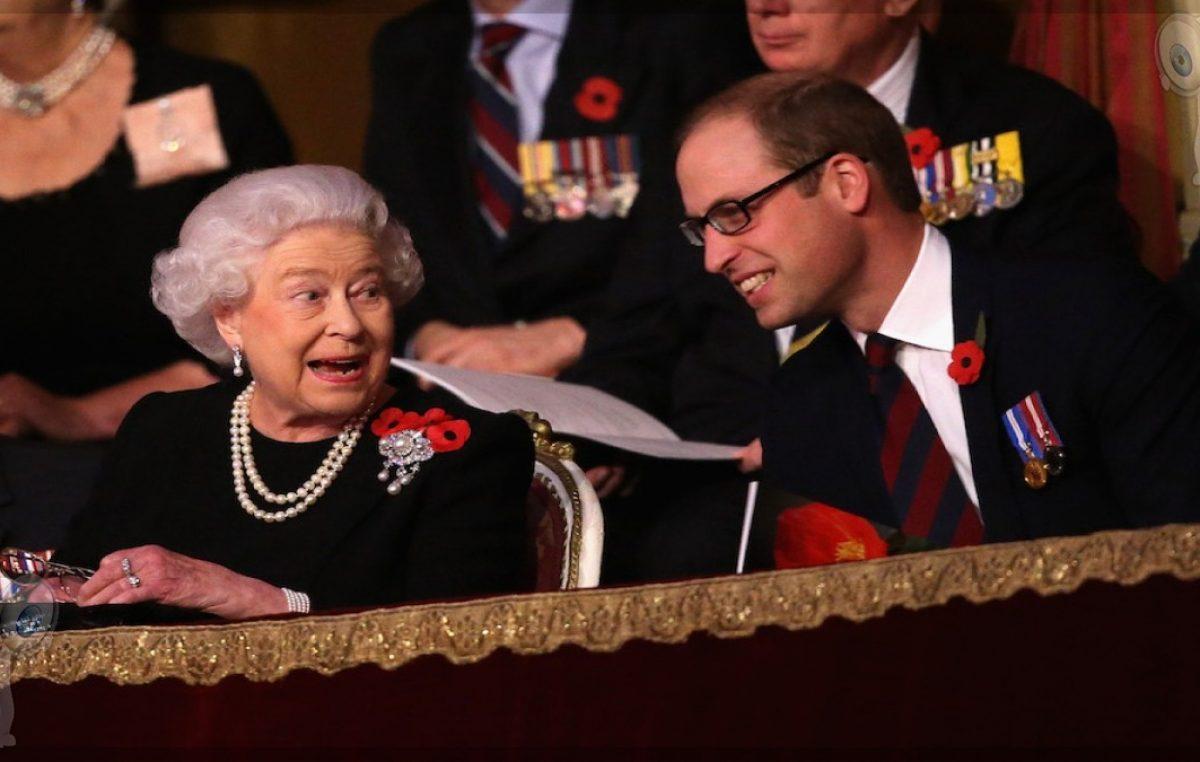 El gesto que deja ver la cálida relación entre William y la Reina Isabel