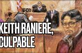 Keith Raniere, teme que lo asesinen en la cárcel