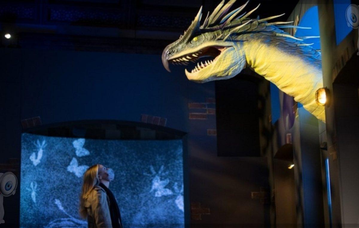 Museo inaugura exposición basada en los animales fantásticos de J.K. Rowling
