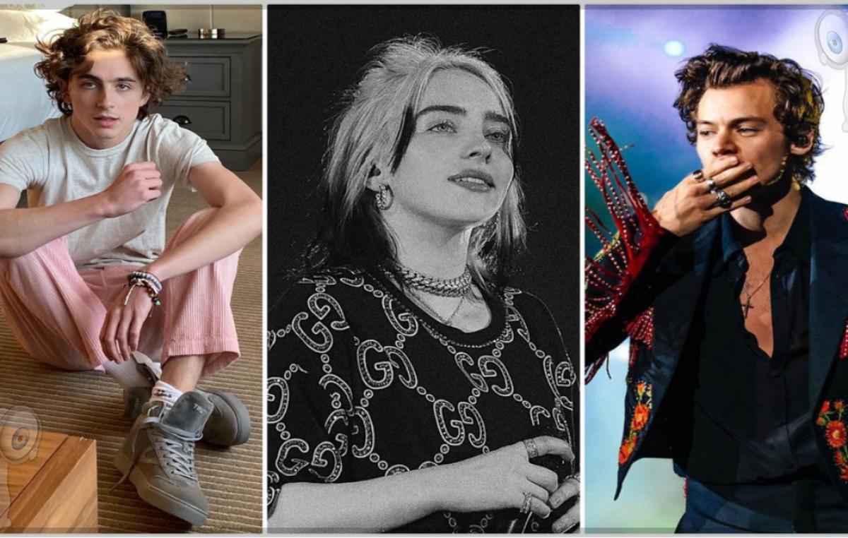 Los famosos que se convirtieron en íconos de la moda este 2020