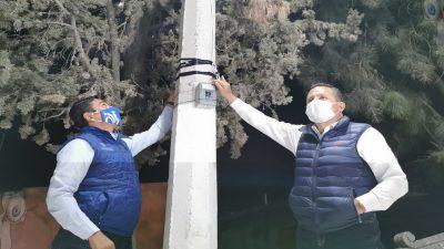 Habitantes de los Álvarez beneficiados con mejora de imagen urbana