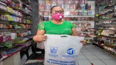 Apoyará gobierno de Memo Vega a 3 mil comercios con 5 mil pesos