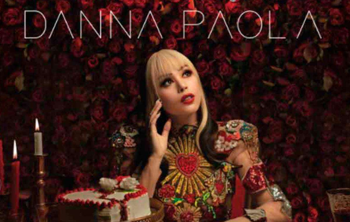 """Danna Paola lanza """"K.O"""", su nueva producción discográfica"""