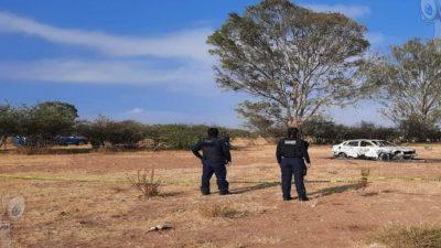Muere calcinado al interior de vehículo en Loma Linda