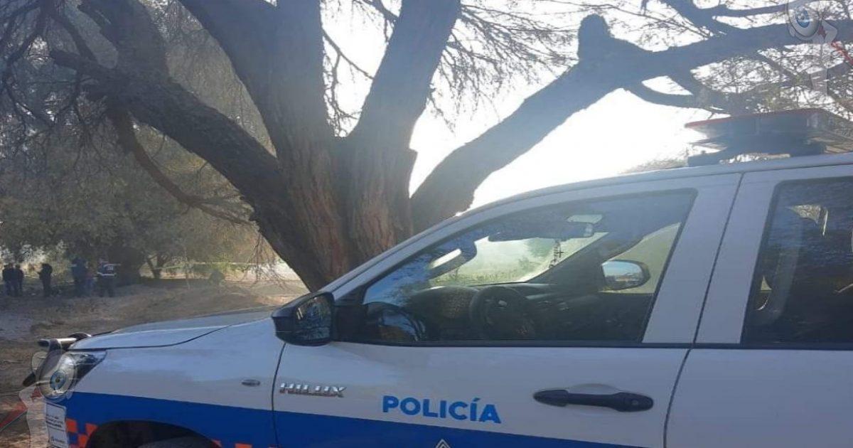 Se quita la vida al colgarse de un árbol en la zona cerril de Visthá