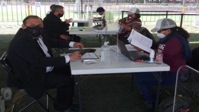 Se registra Miguel Ángel Arteaga como precandidato de Morena por el II Distrito Federal