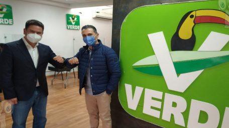 PVEM postula a Adolfo Ríos para alcaldía de Querétaro
