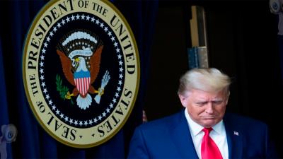 """A la caza de Trump y el FBI sobre """"terroristas"""""""
